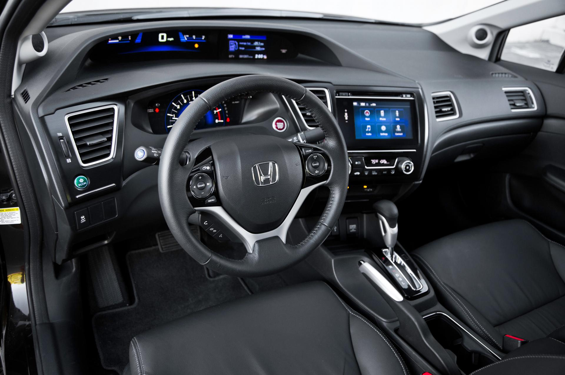 Honda Civic Sedan Kasım Ayı Kampanyası 28-10-2014 - YeniModelArabalar.com