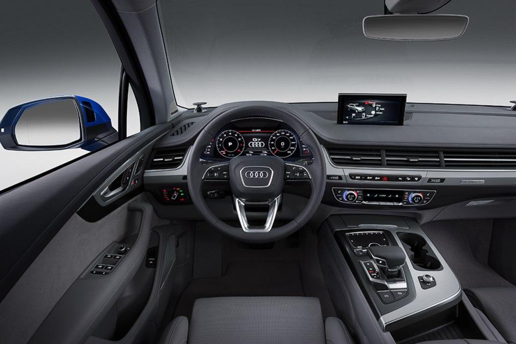 Audi Q7 2017 Fiyat Listesi >> Audi Q7 2016 Ortaya Çıktı - YeniModelArabalar.com