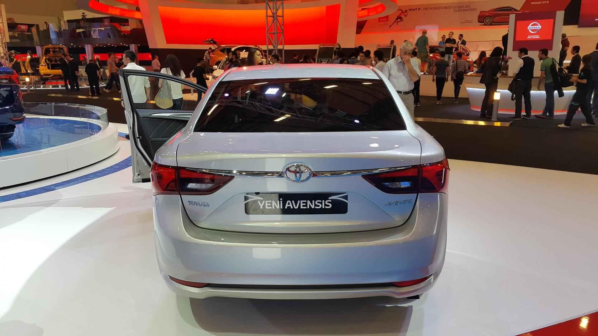 Toyota Avensis (Тойота Авенсис) - обзор, цены, фото...