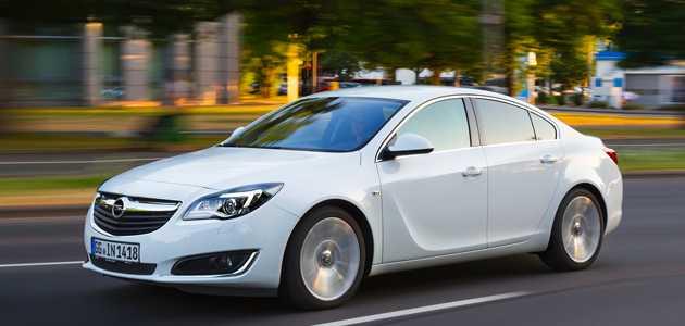 2015 Opel Insignia Dizel Otomatik Kasım'da Satışta ...
