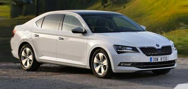 2016 skoda superb greenline zellikleri a kland. Black Bedroom Furniture Sets. Home Design Ideas