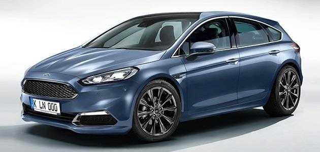 2018 Ford Focus Tahmini Tasarım 2016-05-24 - YeniModelArabalar.com