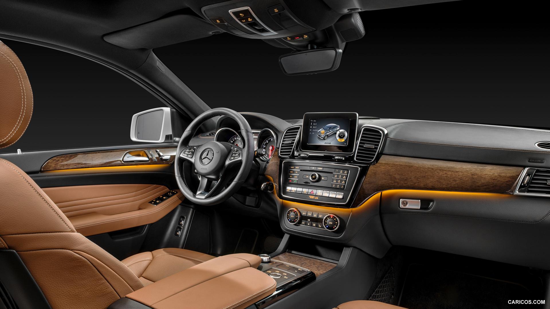 2016 gle coupe mercedes detroit auto show 2015 39 te. Black Bedroom Furniture Sets. Home Design Ideas