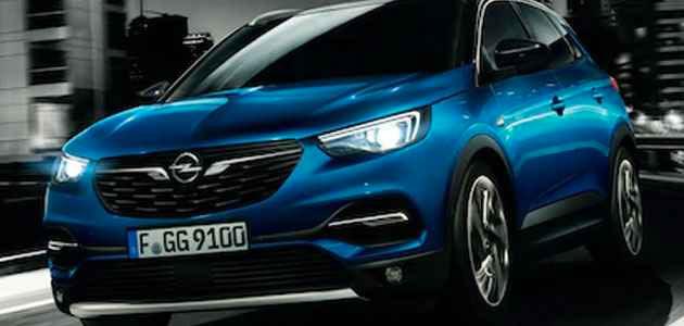 2021 Opel Grandland X Fiyat Listesi-Aralık 2020-12-17 ...
