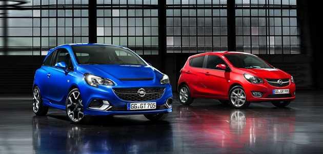 2015 Opel Karl Ne Zaman Türkiye'de - YeniModelArabalar.com