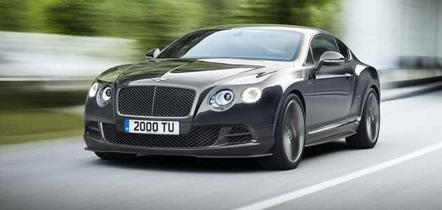 Bentley Continental Paris Te örtüsünü Kaldırdı Yenimodelarabalarcom