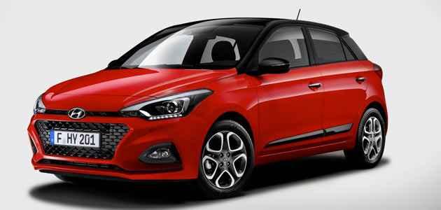 2019 Hyundai Makyajlı I20 özellikleri Ve Fiyat Listesi 2018 04 25