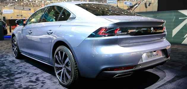 2019 Peugeot 508 Canlı Görselleri özellikleri Fiyat Listesi