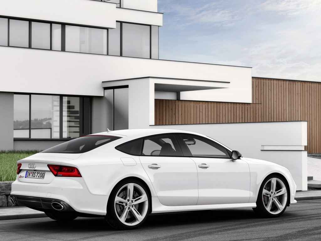 Audi Rs7 Sportback Tanitildi Iste Fiyati Ve Ozellikleri Yenimodelarabalar Com