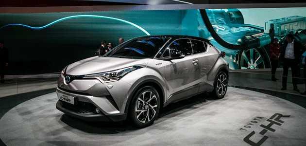 2017 Toyota Chr Fiyatı Ne Olur Teknik özellikleri