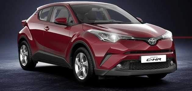 2017 Toyota Chr Hibrit Motor Resmi Fiyat Listesi Açıklandı