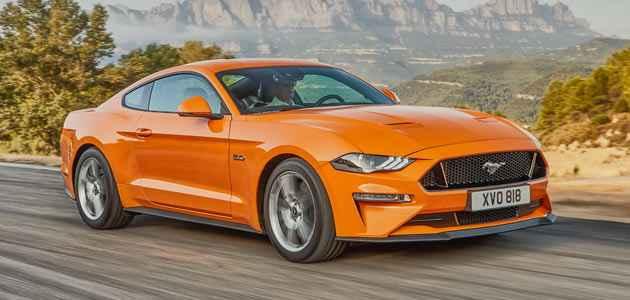 2018 Ford Mustang In Avrupa Versiyonu Tanıtıldı