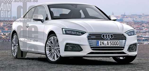 Audi Q7 2017 Fiyat Listesi >> 2016 Audi A5 Coupe Böyle Gözükebilir 2016-02-22 - YeniModelArabalar.com