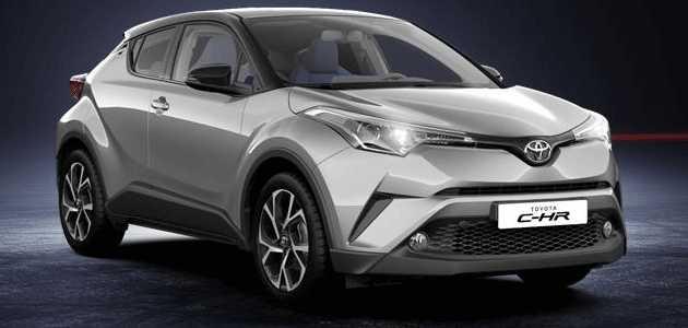 2017 Toyota Chr 18 Hybrid Teknik özellikler Ve Fiyatı 2016 11 24