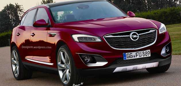 Opel Yeni Bir Suv Modeli Üzerinde Çalışıyor 2016-03-07 ...