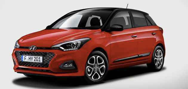 2019 Hyundai Makyajli I20 Fiyat Listesi Haziran 2018 06 24