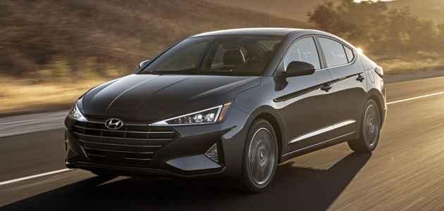 2019 Hyundai Makyajli Elantra Ozellikleri Aciklandi Fiyat Listesi