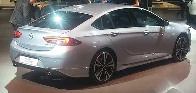 2017 2018 Opel Insignia Grand Sport Fiyat Listesi Nisan 2017 04 22