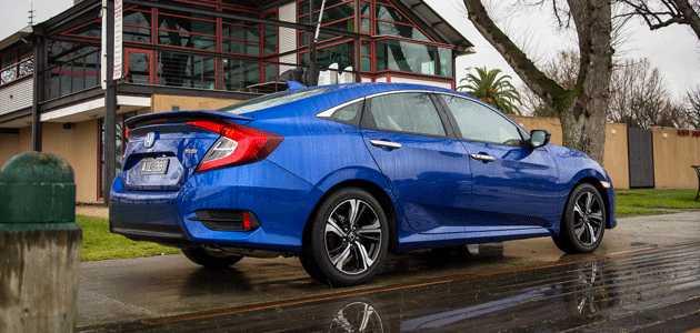 2017 Honda Civic Rs Turbo 15 Teknik özellikleri Ve Fiyatı