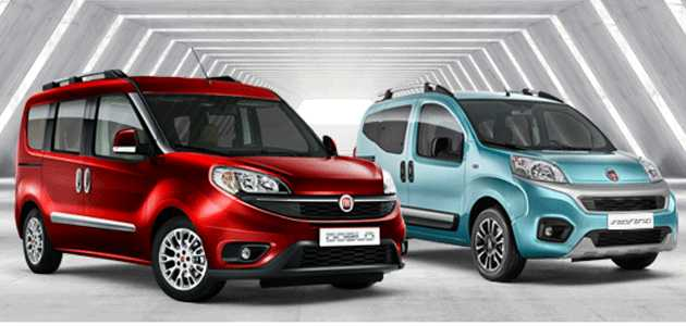 2017 Nisan Fiat Fiorino Doblo 5000 Tl Peşinat 0 Faiz Kampanyası