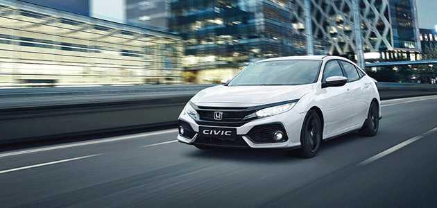2017 Honda Civic Hatchback Hb Fiyat Listesi Ekim 2016 10 11