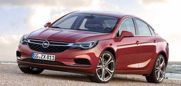 2017 Opel Insignia Böyle Gelebilir - YeniModelArabalar.com