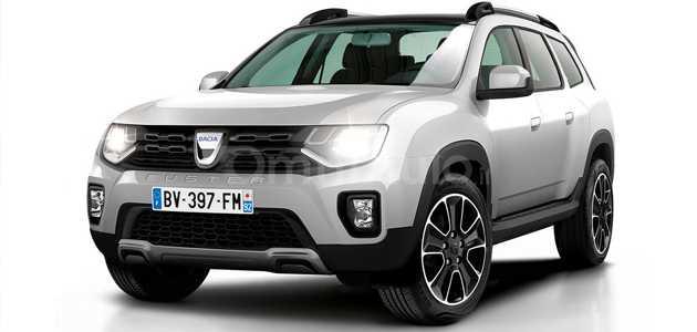 Nissan Qashqai 2018 Fiyat Listesi >> 2017 Dacia Duster'a Yeni Tasarım 2016-05-28 - YeniModelArabalar.com