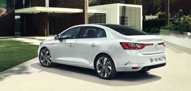 2017 Renault Megane Sedan Motor Seçenekleri ve Fiyat ...