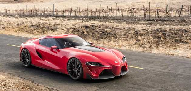 2018 Toyota Supra >> Toyota Supra 2018 De Yeniden Geliyor Yenimodelarabalar Com