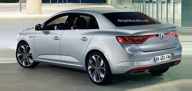 2016 Renault Fluence Tahmini Tasarimi 2015 11 27 Yenimodelarabalar Com
