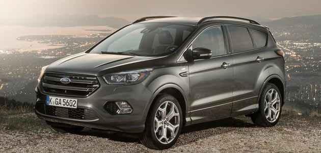 Ford Kuga Sıfır 2018 Fiyat Listesi özellikleri şubat 2018 02 03