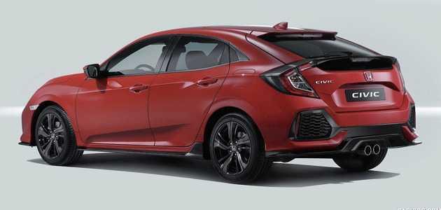 2018 Honda Civic Hatchback Test Sürüşü Fiyatı Video