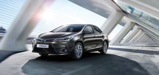 Toyota Corolla 2018 Fiyat Listesi Ve Ozellikleri Subat 2018 02 15 Yenimodelarabalar Com
