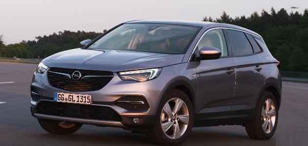 2019 Opel Grandland X 1 5 Dizel Otomatik Test Surusu Degerlendirme