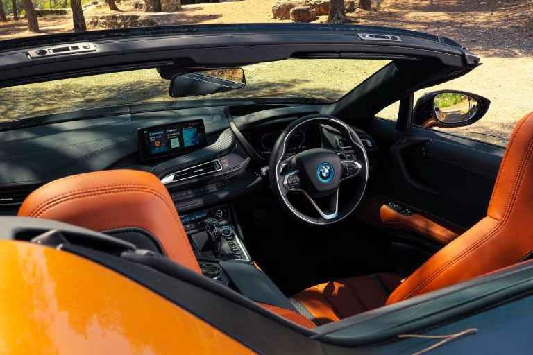 2019 Bmw I8 Roadster Fiyati Ve Ozellikleri Aciklandi
