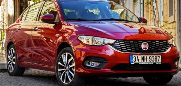 2018 2019 Fiat Egea Sedan ötv Indirimi Fiyat Listesi