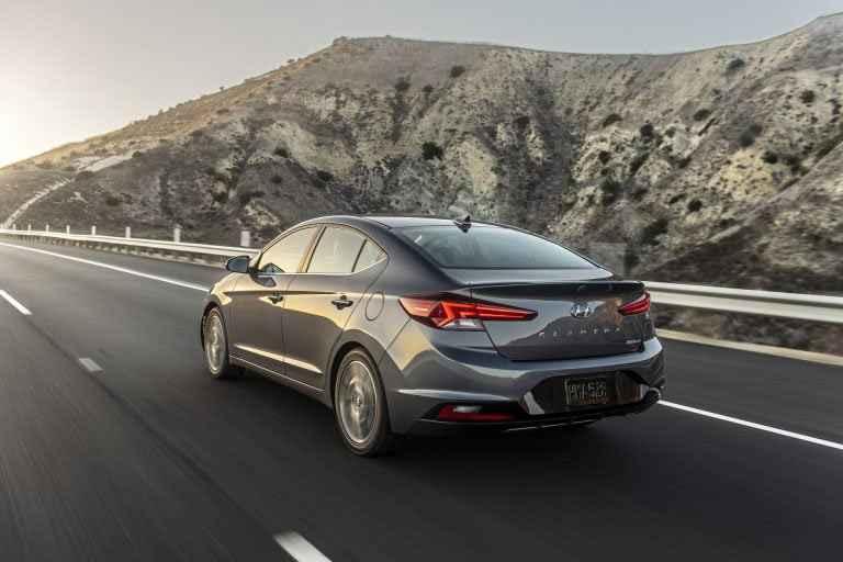 2019 Elantra Gt Hyundai Usa