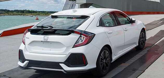 2017 Honda Civic Hatchback Görüntülendi Tahmini Fiyat 2016 08 11