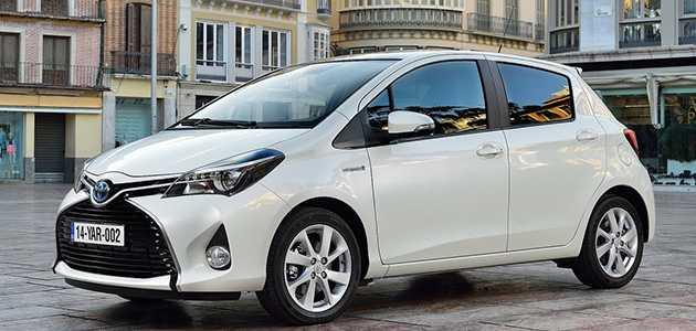 2016 Toyota Yaris Hybrid Fiyat Listesi 2016 02 08