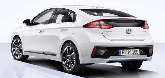 2018 Hyundai Hibrit Ioniq Teknik özellikleri Ve Fiyat Listesi