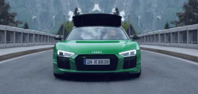 2018 Audi R8 Spyder Fiyati Ve Reklam Filmi Yayinlandi