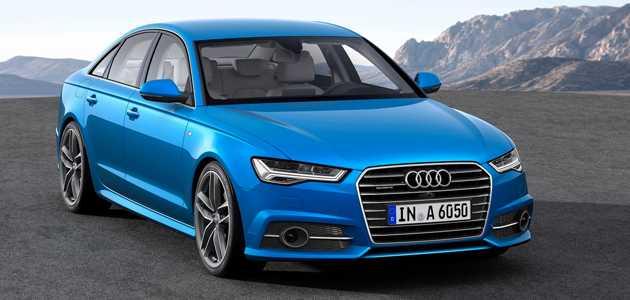 2017 Audi A6 Yeni Kasa Fiyat Listesi Haziran 2016 06 24