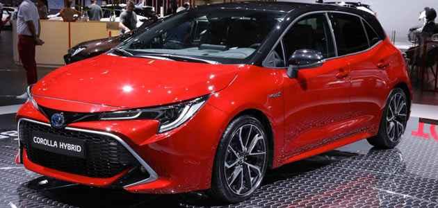 2019 Toyota Corolla Hatchback Hb özellikleri Görselleri Fiyat