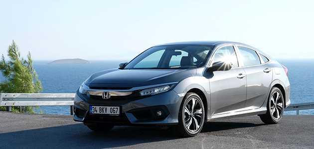 2018 2019 Honda Civic ötv Indirimi Ve 0 Faiz Kampanyası