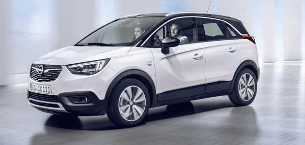Opel Crossland X Fiyat Listesi Boyutlari Teknik Ozellikleri Yenimodelarabalar Com