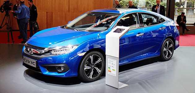 2017 Honda Civic Sedan Motor Seçenekleri Fiyat Listesi