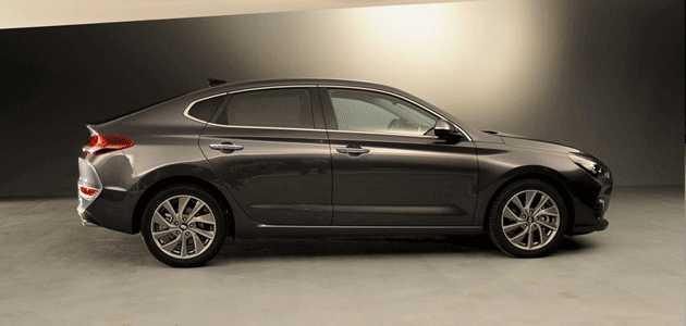 2018 Hyundai I30 Sedan Fastback Coupe özellikleri Fiyatı