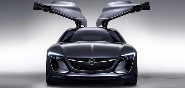 Opel Monza İstanbul Autoshow 2015'e Geliyor ...