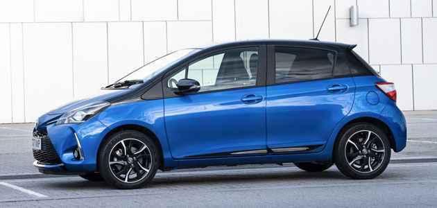 2019 Toyota Yaris Hybrid Hibrit Otomatik Fiyat Listesi Eylül