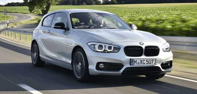 2018 Bmw 1 Serisi Motor Seçenekleri Fiyat Listesi
